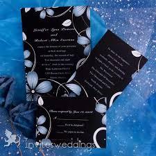 fancy invitations fancy flower wedding invitations iwi223 wedding invitations