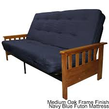 queen size futon frame wood frame decorations
