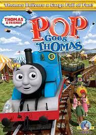 pop thomas train dvd kids movie cartoon animation cgi