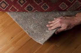 floor hardwood floor rug pad engineered hardwood floor rug pads