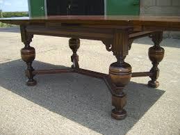 antique table with hidden leaf antique furniture warehouse french farmhouse extending table