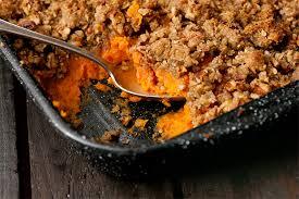 bourbon sweet potato casserole recipe chowhound