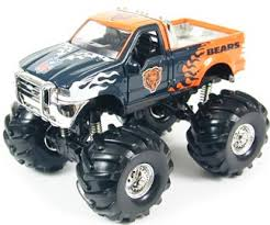 chicago bears monster trucks wiki fandom powered wikia