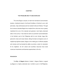 conceptual framework sample thesis the impacts of ecotourism in the city of baguio as perceived by the impacts of ecotourism in the city of baguio as perceived by the tourist in the year 2011 by sheyne angeli benitez issuu