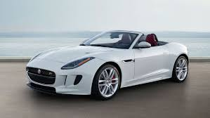 white jaguar car wallpaper hd f type r convertible glacier white with optional red leather