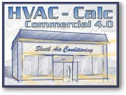 Hvac Residential Load Calculation Worksheet by Hvac Software Hvac Calc For Heat Loss Heat Load Calculations