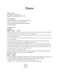 canada resume sample ideas of canada flight attendant sample resume on resume sample ideas of canada flight attendant sample resume on resume sample