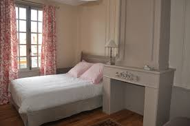 chambre toile de jouy décoration chambre avec toile jouy