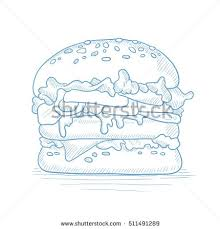 hamburger sketch stock images royalty free images u0026 vectors