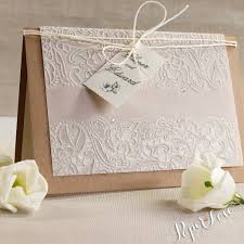 eko recycling original parchment beautiful handmade day invitation