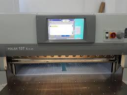polar 137 x plus flow line machinery europe