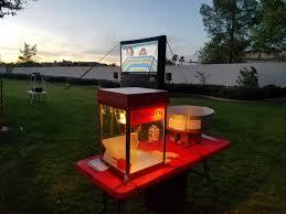 inflatable outdoor movie screen rental arizona