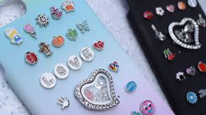 Personalized Charms Charmfril Phone Jewelry Cases Lockets Personalized Charms