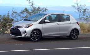 toyota yaris or ford 2015 toyota yaris vs 2015 ford the car connection