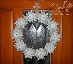 196 best wreaths images on pinterest wreaths cardmaking and