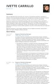 Examples Of Resumes Australia by Regional Marketing Manager Resume Samples Visualcv Resume
