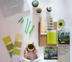 7 amazing pantone 2017 interiors in greenery color of the year 2017