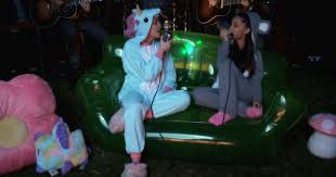 Miley Cyrus Backyard Sessions Download Miley Cyrus Ariana Grande Cover U0027don U0027t Dream It U0027s Over U0027 Ny