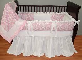 light pink and white bedding daisy damask baby bedding baby crib bedding pinterest