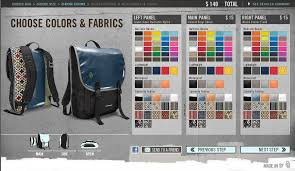 customize your own how to design your own backpack
