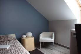 chambre bleu et chambre bleu gris blanc