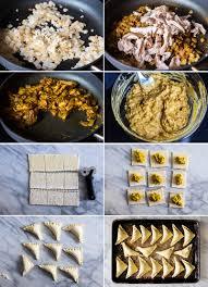 thanksgiving leftover curry puffs 咖喱角 omnivore s cookbook
