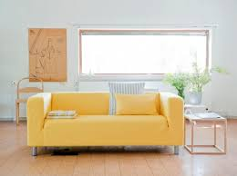 canap ikea klippan housse canape ikea bemz mellow yellow living rooms