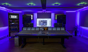 News Studio Desk by Mmg Music Media Sets Audio Standard With Duality Solid State Logic