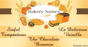 and creative bakery name ideas that are worthy