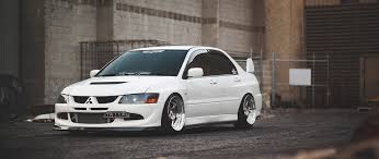 mitsubishi evo png ultra wide car mitsubishi lancer evo wallpaper no 434434