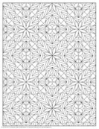 printable coloring pages for adults geometric free printable coloring pages for adults geometric collection free