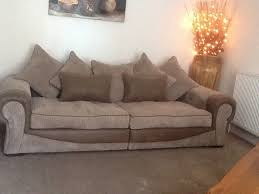 sofology molby range 4 seater sofa and snuggle chair in blyth