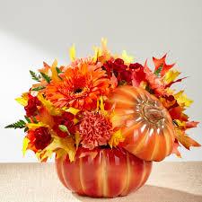 autumn flowers flowers in a pumpkin autumn flowers toronto flower delivery