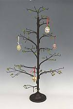 decoration wire tree ornament holder display silver