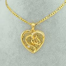 girl gold chain necklace images Cheap heart chain link necklace find heart chain link necklace jpeg