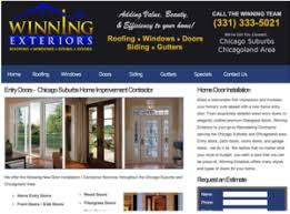 home improvement websites home improvement contractor websites website design seo