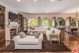 living room in mansion melissa rivers drops 11 million on a santa monica mega mansion