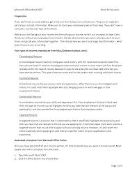 creating a resume in microsoft word microsoft resumes templates memberpro co