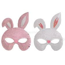 rabbit mask halloween online buy wholesale face rabbit mask from china face rabbit mask