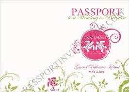 designs passport invitation template publisher in conjunction