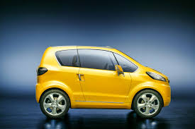 opel yellow concept car of the week opel trixx 2004 car design news