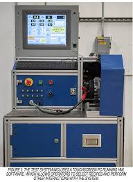 Auto Electrical Test Bench Automation Improves Alternator Test System Issue 31 2015