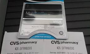 cvs prepaid cards my cvs myvanilla prepaid card 46 moneymaker