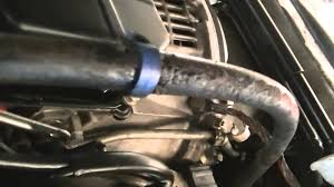 w124 speedometer cable replacement youtube