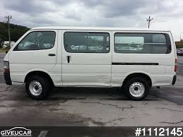 van toyota used toyota hiace van from japan car exporter 1112145 giveucar
