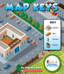 amazon com map keys rookie read about geography 9780531292891