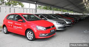 volkswagen polo sedan 2016 volkswagen raya deals u2013 polo sedan as low as rm38k
