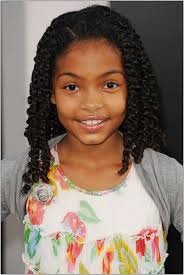 hairstyles for black little girls with curly hair kids style