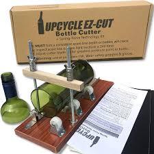 how to cut glass glass bottle cutter kit wine bottle cutter tool to make glasses edge sanding paper technology kit