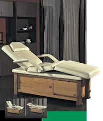 Esthetician Bed Venus Electric U0026 Massage Bed With Storage And Drawers